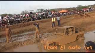 Jalaito Extremo 4x4 El Gato y Guillermo Fuente Junior. Valle De La Pascua