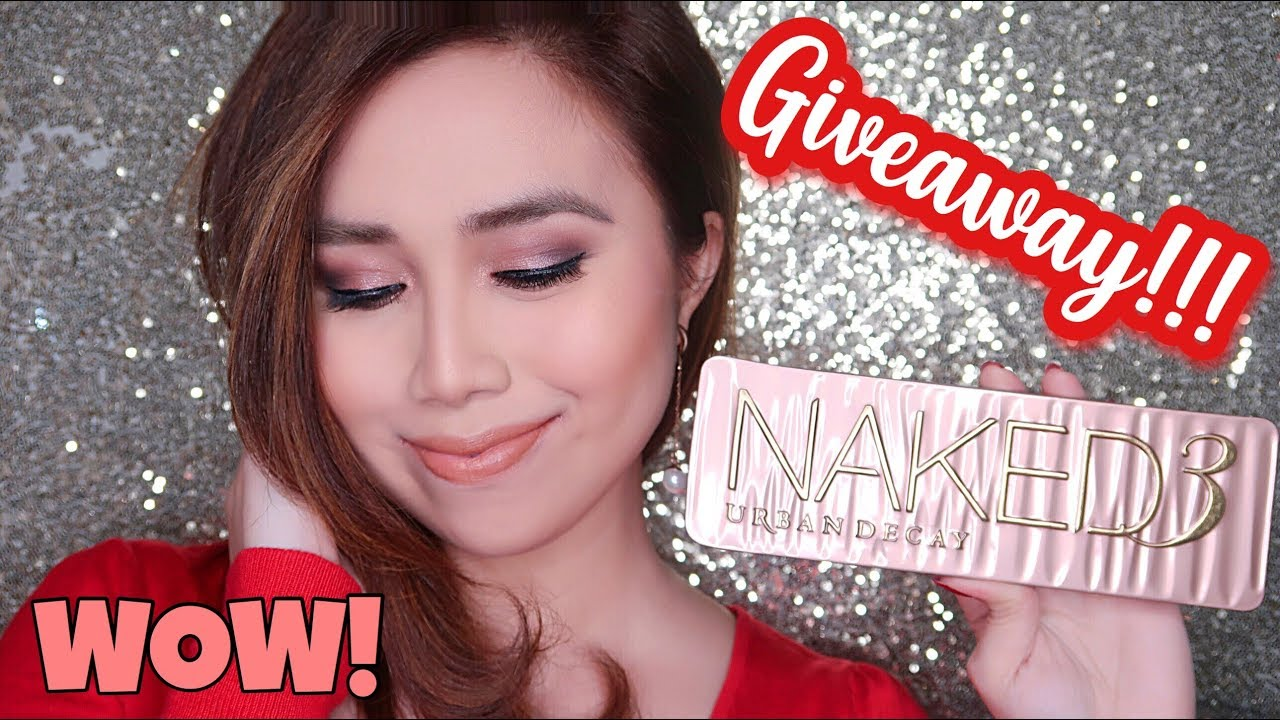 Andrea Barber Naked ud naked 3 palette giveaway + makeup tutorial   gail g 💕