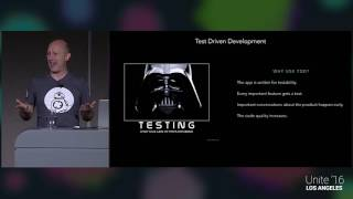 Unite 2016 - How to Realize the Benefits of Test Driven Development