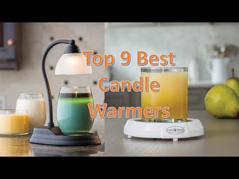 9 Best Candle Warmers in 2018