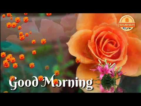Good morning video songs for WhatsApp