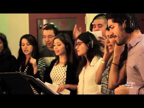 Alejandro Sanz - La Musica No Se Toca (Cover by Berklee Latino Band)