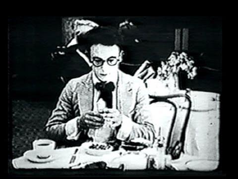 Harold Lloyd in THE FLIRT (1917)
