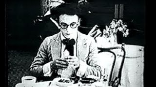 Harold Lloyd in THE FLIRT (1917)