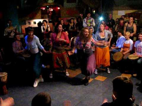Африканские танцы в Москве!