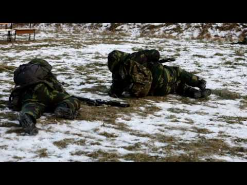 Соревнование снайперов.