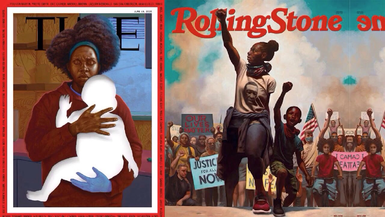 Rolling Stone & Time magazine covers - I told you so