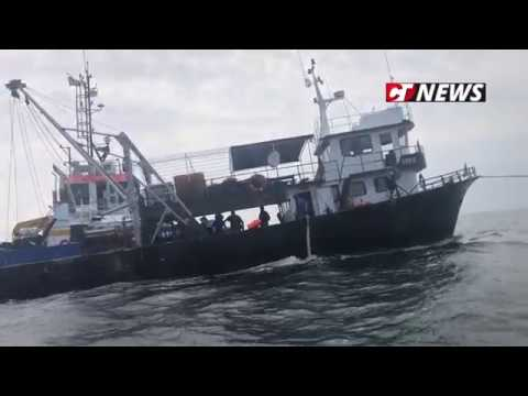 CTnews.ro | Pescadorul Callatis a fost salvat de echipajele Midia Marine Terminal