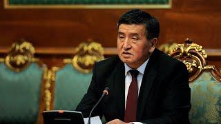 Импичмент президенту Сооронбаю Жээнбекову