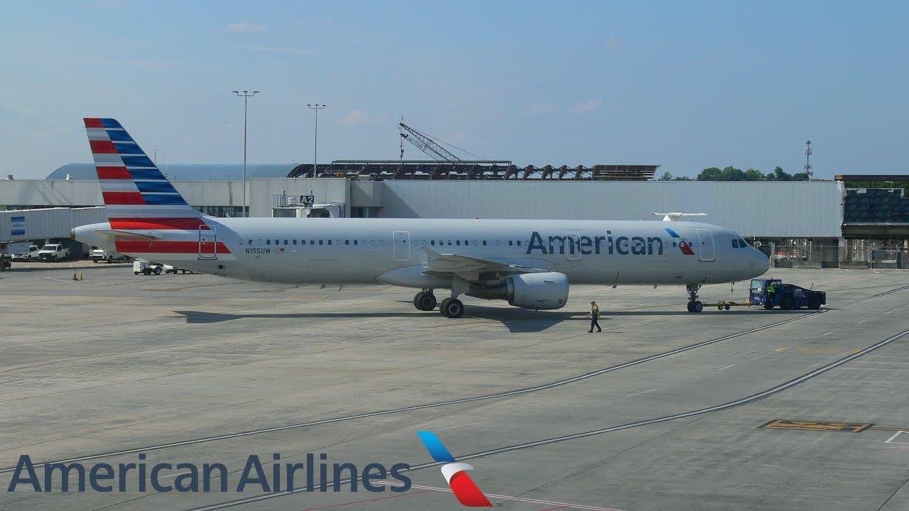 American Airlines Full Flight Philadelphia Miami