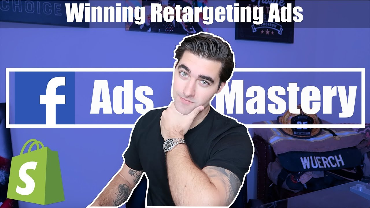 Master Facebook Ads For Shopify Dropshipping (Unique Retargeting)