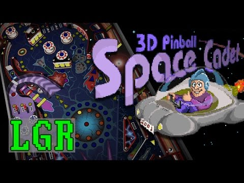 LGR - 3D Pinball Space Cadet! [Full Tilt Pinball Review]