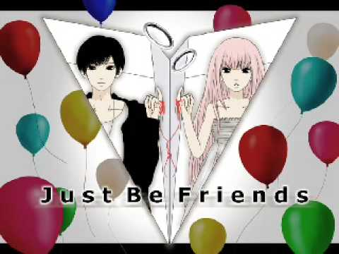【Music Box】Just Be Friends【巡音ルカ】+mp3
