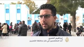 عودة الهدوء إلى محافظة القصرين في تونس