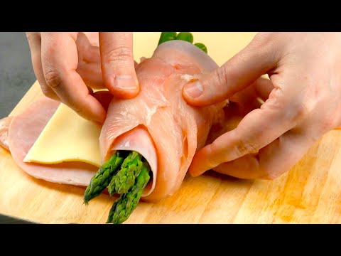 Wrap These 3 Ingredients With Chicken Breast Before Your Next Cookout Delicious!