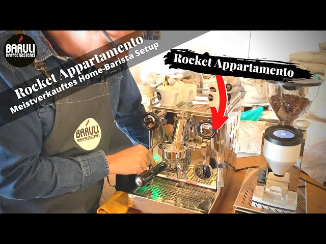 Rocket Appartamento Test│Meist verkauftes Home Barista Setup ☕️