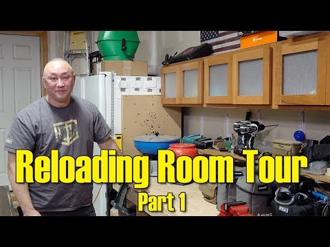 S5 - 14 - Reloading Room Tour, Part 1 Of 2