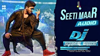 Seeti Maar (Malayalam)Full Song (Audio) Dhruvaraja Jagannadh Malayalam (2017) Official|AlluArjun,Dsp