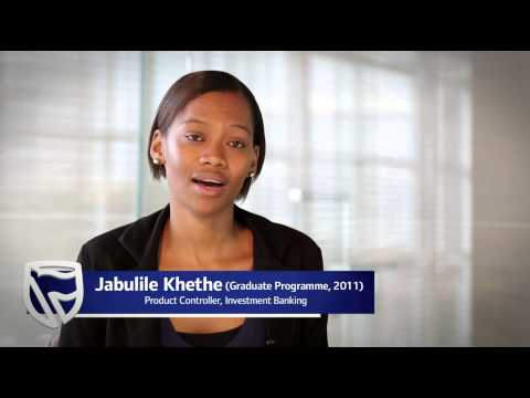 Standard Bank Chartered Accountant CA Graduate Programme