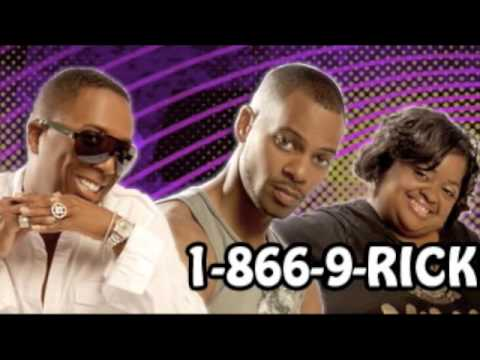 RICKEY SMILEY MORNING SHOW - PRANK PHONE CALL CAR REPO