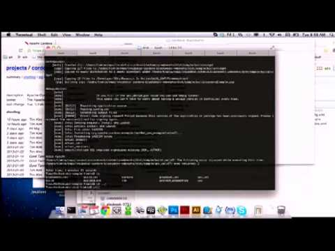 BlackBerry Jam Europe 2013 - JAM333 -- Porting Apps: Apache Cordova