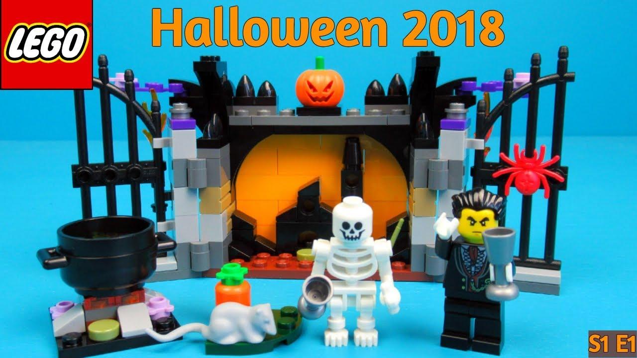 LEGO 40260 Halloween Set NEW Seasonal