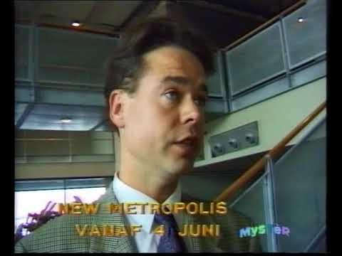 New Metropolis Museum, June 1997, Kosmos, Amsterdam