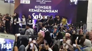 LAW KANA BAINANAL HABIB SABYAN GAMBUS LIVE GREEN PRAMUKA JAKARTA