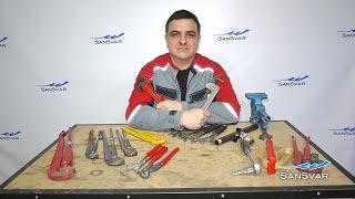 видео Инструменты и приспособления для сантехнических работ