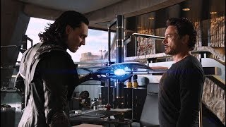 Loki vs Iron Man | Suit Up | In Tamil | Avengers 2012 | Marvel Tamil Fans