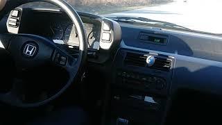 1991 Honda Prelude Si 4WS Drive
