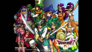Ted and Qatherine Discuss Dragon Quest IV!