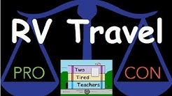 Pros and Cons of RV Travel