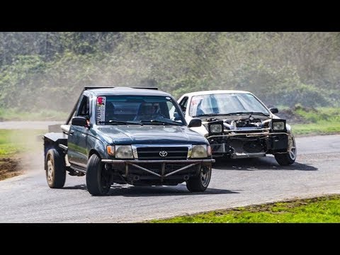 How To Build A Drift Truck Skylers Tacoma