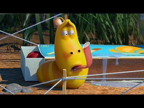 LARVA | DETECTIVE LARVA | Cartoons For Children | LARVA Full Episodes | Cartoons For Children
