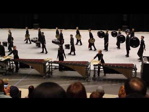 Vandebilt Catholic High School Indoor Percussion Performance - April 1, 2016