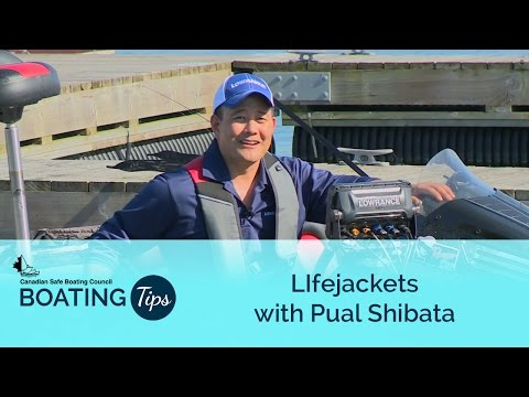 Hooked on Lifejackets with Paul Shibata