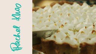 Rachel Khoo's Ginger And Lemon Meringue Tart