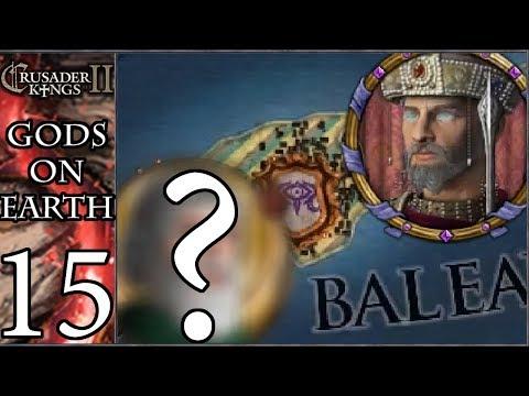 CK2: Gods On Earth #15 - MYSTERIOUS SAVIOUR OF CATHOLICISM (Series B