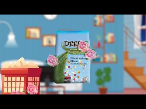 Video Animasi PKM-K 2020   Produk Detergen