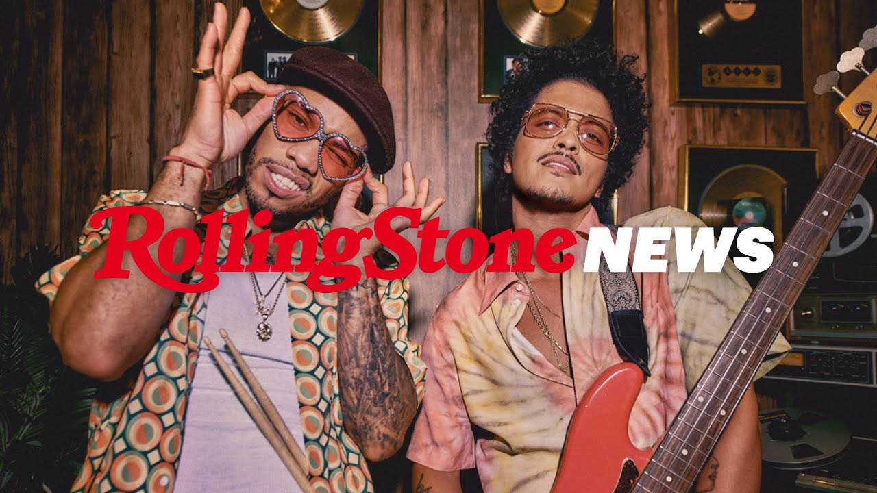 Bruno Mars, Anderson .Paak's Silk Sonic to Perform at 2021 Grammys | RS News 3/10/21