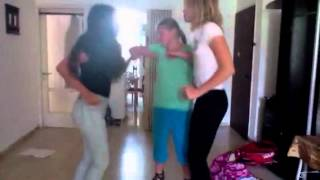 cool girls dance - XL Video