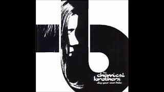 Chemical Brothers - It Doesn't Matter (Byron Ackrill Edit)