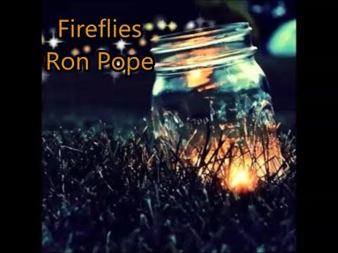 Fireflies - Ron Pope (Lyric Video)