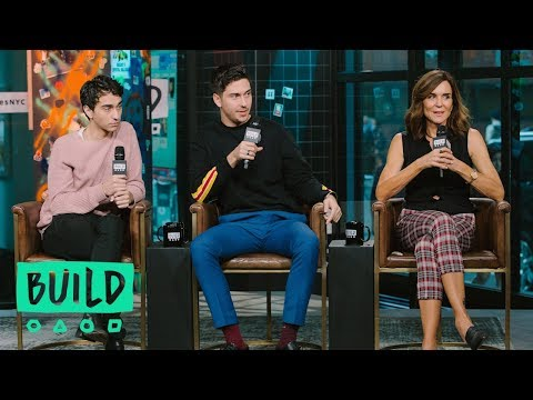 Nat Wolff, Alex Wolff & Polly Draper Chat About