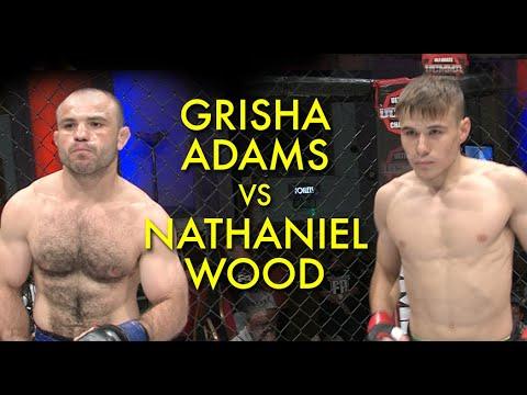Grisha Adams v Nathaniel Wood - UCMMA 35
