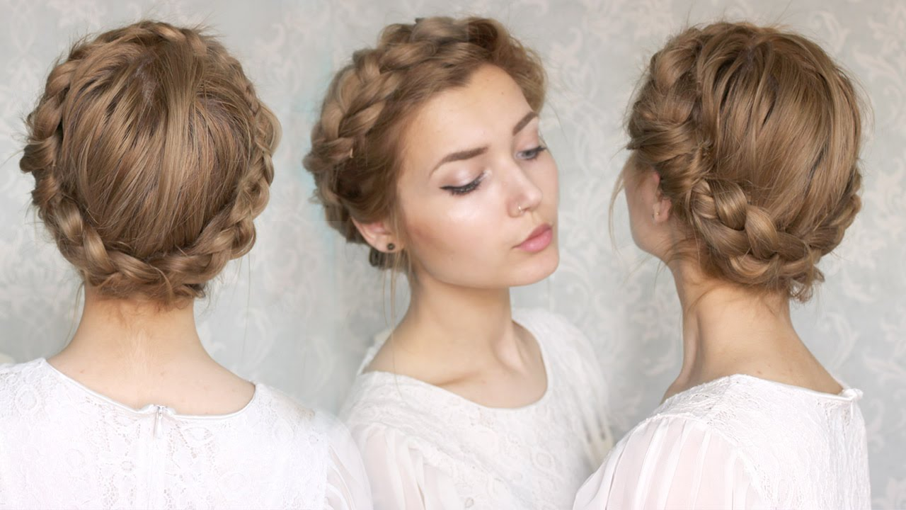 The Halo Braid Tutorial Youtube