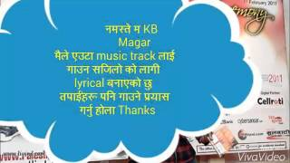 Nai Navannu La 4 Title Song Music Track with lyric