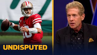 'I'm gonna say Jimmy G will move back to Foxborough' - Skip Bayless | NFL | UNDISPUTED