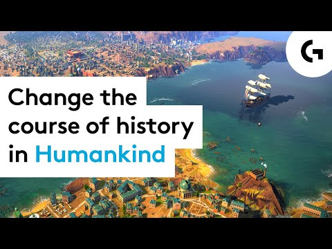 Humankind Explained! Brand New 4X Strategy From Amplitude - Gamescom 2019